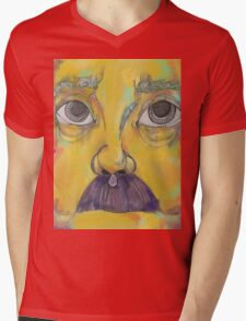 The Eyes are the Window to the Soul Mens V-Neck T-Shirt