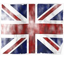 United Kingdom British flag Poster