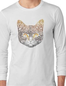 Swirly Cat T-Shirt