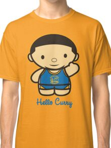 HELLO CURRY Classic T-Shirt