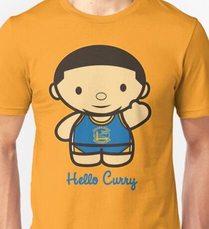 HELLO CURRY Unisex T-Shirt