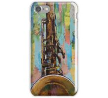 Sax iPhone Case/Skin