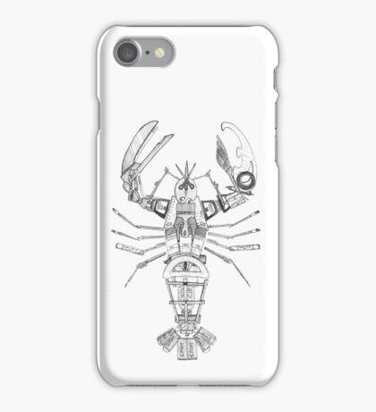 Art Lobster iPhone Case/Skin