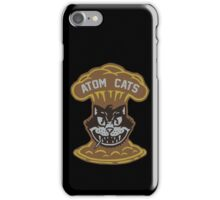 ATOM CATS iPhone Case/Skin