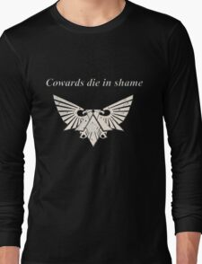 Warhammer 40k Gold Eagle Long Sleeve T-Shirt