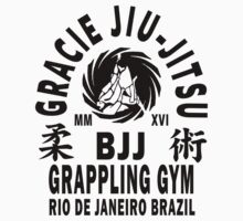Gracie Jiu Jitsu One Piece - Long Sleeve