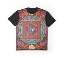 Mandala kokoro Graphic T-Shirt