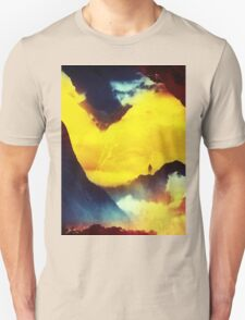 This volcano is mine Unisex T-Shirt