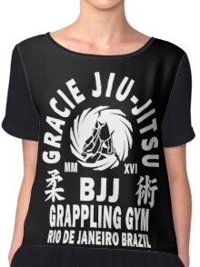 Gracie Jiu Jitsu Chiffon Top
