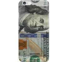 Money - One Hundred Dollar Bill iPhone Case/Skin