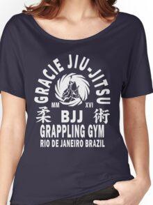 Gracie Jiu Jitsu Women's Relaxed Fit T-Shirt