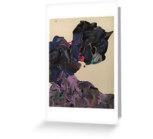 Unihorned cute thing Greeting Card