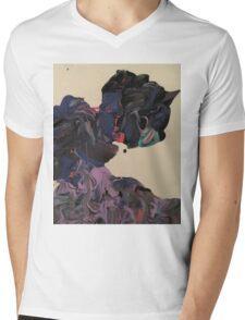 Unihorned cute thing Mens V-Neck T-Shirt