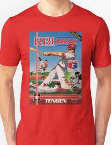 Nintendo RBI Baseball Unisex T-Shirt
