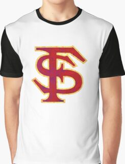 Florida State Tie Dye Graphic T-Shirt