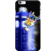 Doctor Stitch + Pikacchu  iPhone Case/Skin
