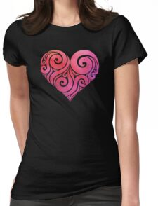 Swirly Heart T-Shirt