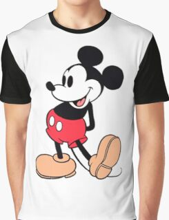 mouse Graphic T-Shirt