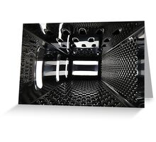 Grater Interior Greeting Card