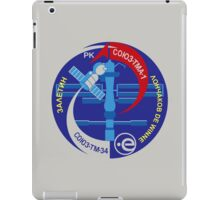 Soyuz TMA-1 iPad Case/Skin