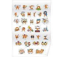 Letterheads Poster