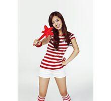 Yuri (Kwon Yu Ri) SNSD Girls Generation Photographic Print