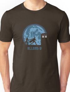 """Doctor Who """"Allons-y"""" 10th Doctor Unisex T-Shirt"""