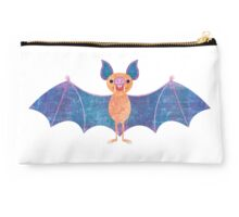 V is for Vampire Bat Studio Pouch