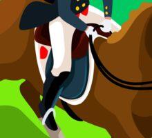 Equestrian Dressage 2016 Olympics Summer Games Sticker