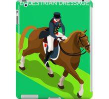 Equestrian Dressage 2016 Olympics Summer Games iPad Case/Skin