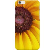 Single Black-eyed Susan iPhone Case/Skin