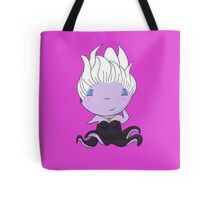 Kawaii Chibi Ursula The Sea Witch  Tote Bag