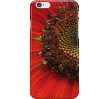 Dark Sunflower iPhone Case/Skin