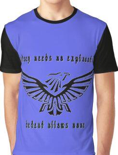 Wh40k Black Eagle 2 Graphic T-Shirt