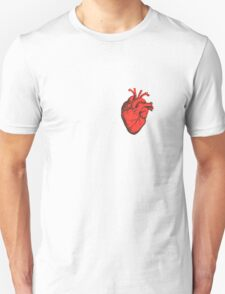 A lonely heart Unisex T-Shirt