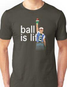 Pokeball Is Life Unisex T-Shirt