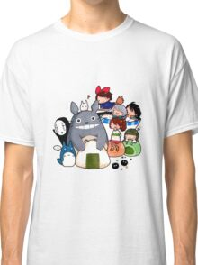 funny ghibli full colour Classic T-Shirt