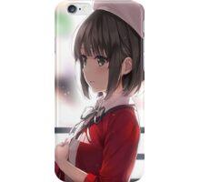 Innocent Megumi iPhone Case/Skin