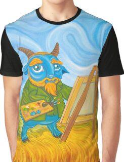 Vincent van Goat Graphic T-Shirt