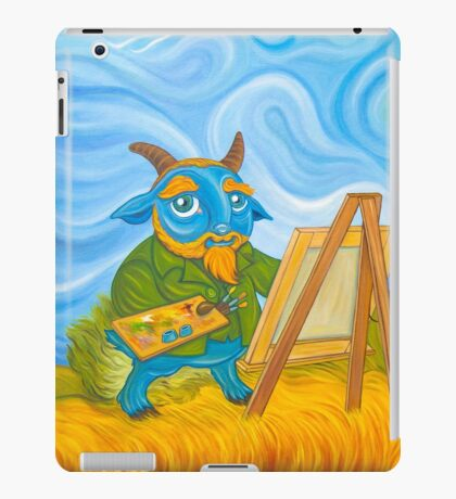 Vincent van Goat iPad Case/Skin