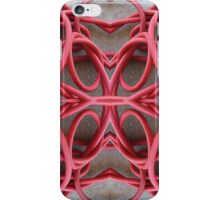 Garden Hose Repeated iPhone Case/Skin