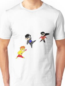 Little Heroes 2 Unisex T-Shirt