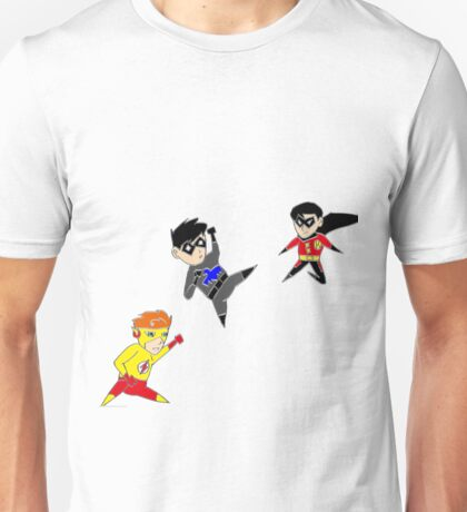 Little Heroes 2 Unisex T-Shirt