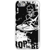 splash the dj iPhone Case/Skin