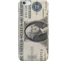 Dollar Silver Certificate iPhone Case/Skin