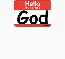 Hello God Unisex T-Shirt