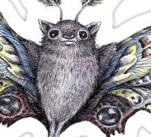 cute bat by remi42 Sticker