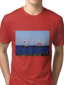 Duluth Lighthouse Tri-blend T-Shirt