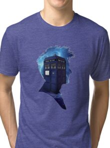 Doctor Who 10th Doctor Tri-blend T-Shirt