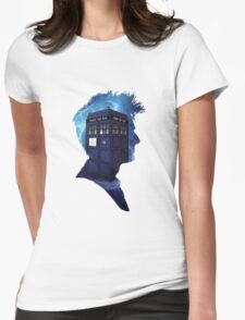 Doctor Who 10th Doctor Womens Fitted T-Shirt